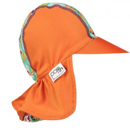 Pop-In Sun Hat Tiger