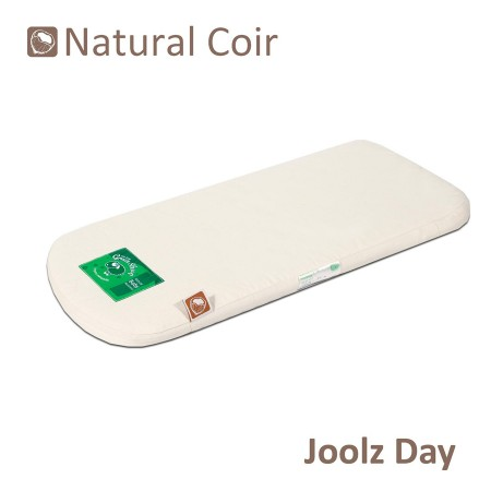 Natural Coir Joolz Day Carrycot Mattress