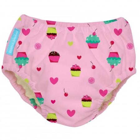 Cupcakes Swim Nappy & Training Pant