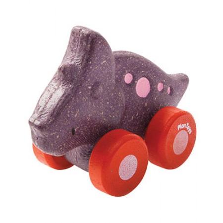 Plan Toys Dino Car - Trio
