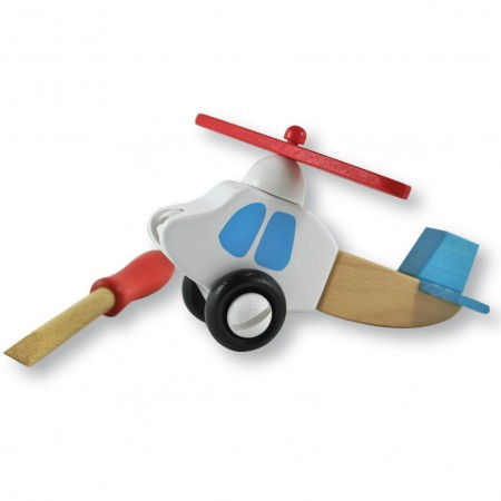 DiscoveroO Build A Helicopter