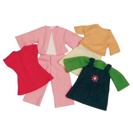 Fair Trade Rag Doll Girls's Clothes