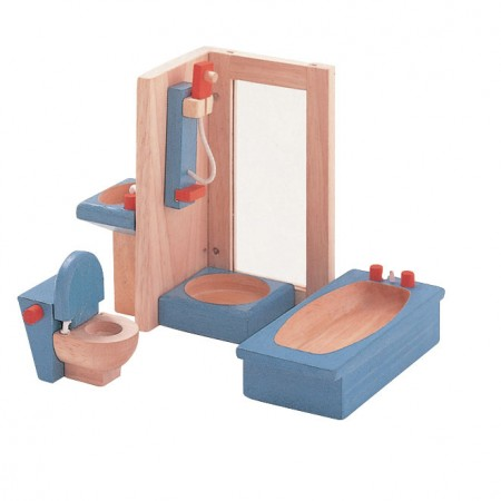 Plan Toys Dolls House Bathroom Neo