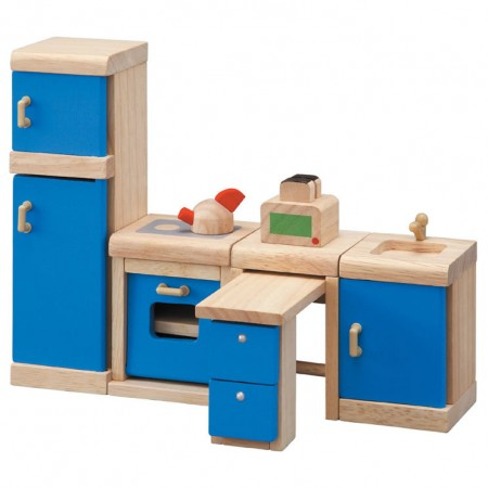 Plan Toys Dolls House Kitchen Neo