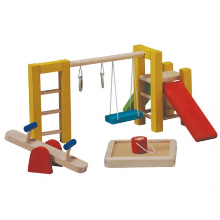 Plan Toys Dolls House - Playground