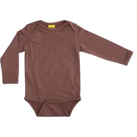 DUNS Java Brown Long Sleeve Body
