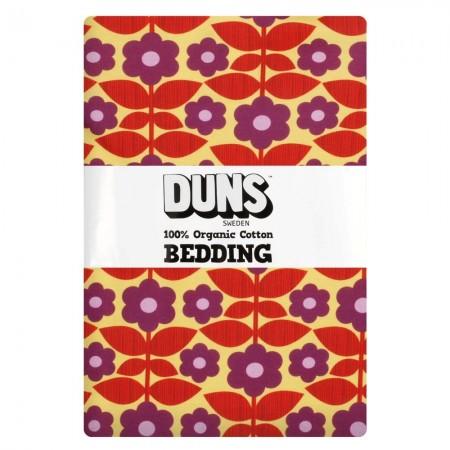 DUNS Yellow Kurbits Single Bedding Set