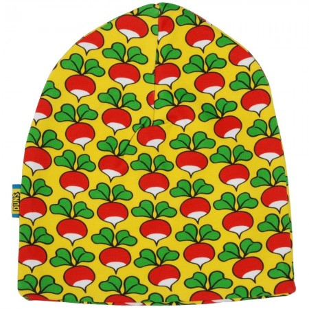 DUNS Yellow Radish Double Layer Hat