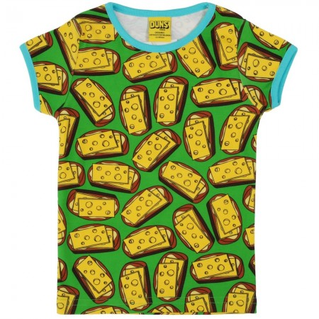 DUNS Adult Green Cheese Sandwich SS Top