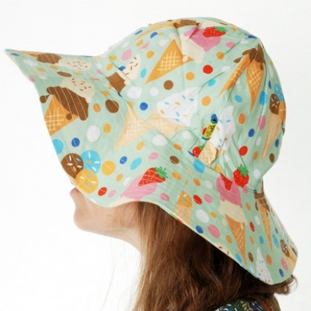 DUNS Ice Cream Pistage Sun Hat