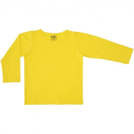 DUNS Yellow LS Top