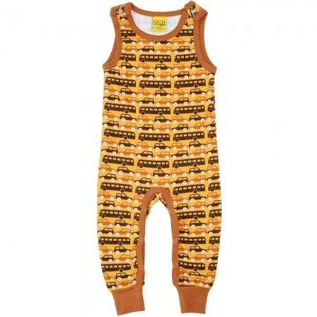 DUNS Buses & Cars Dungarees