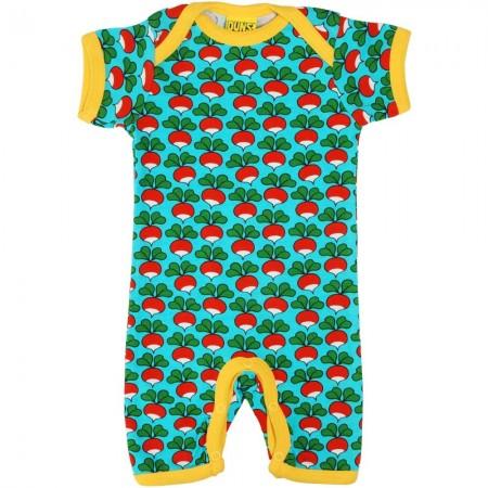 DUNS Radish Turquoise Summer Suit