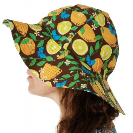 DUNS Lemon Sun Hat