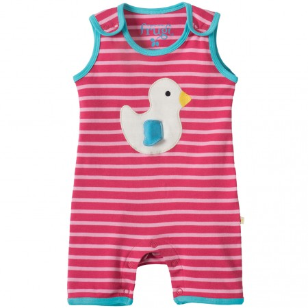 Frugi Duck Lundy Dungarees
