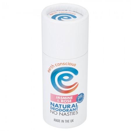 Earth Conscious Jasmine & Rose Deodorant