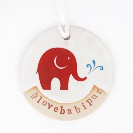 Babipur Elephant #lovebabipur Decoration