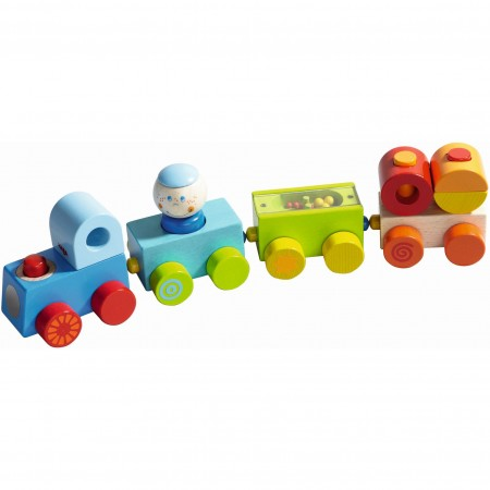 Haba Chipper Chap Discovery Train
