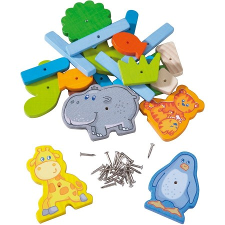 Haba Extra Pack Zoo Friends Tack Set