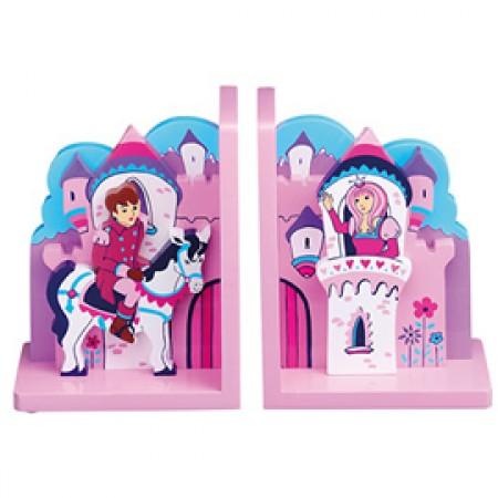 Fair Trade Fairytale Princess Bookends