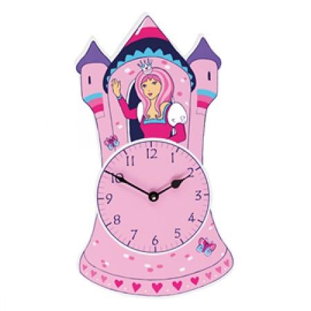 Fair Trade Fairytale Princess Clock
