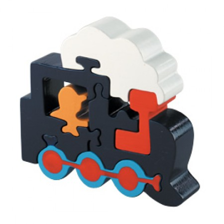 Fair Trade Train Jigsaw