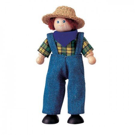 Plan Toys Farmer Man