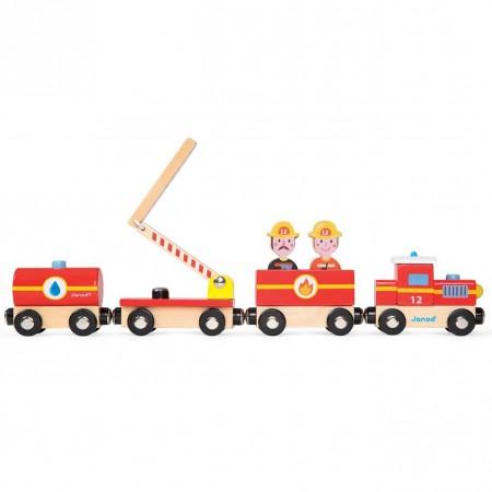 Janod Fire Fighter Train