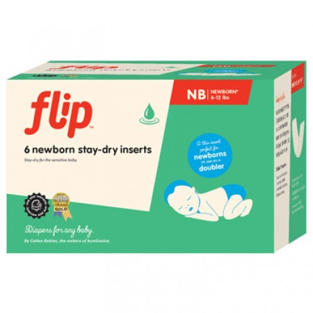 Flip Newborn Inserts Pack of 6