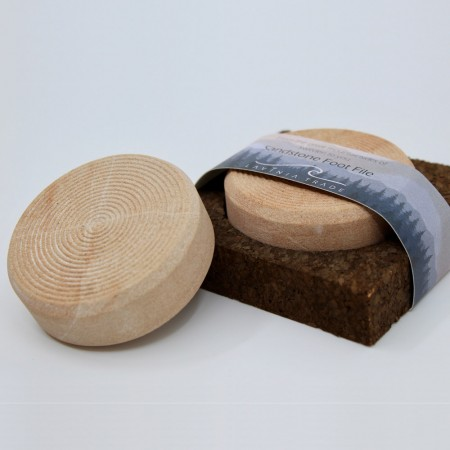 Lavinia Sandstone Foot File