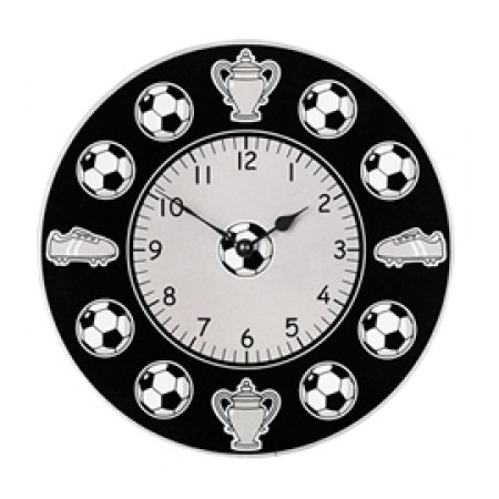 Fair Trade Football Clock