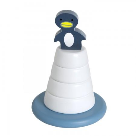Franck & Fischer Penguin On Iceberg