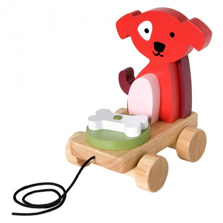 Franck & Fischer Rosso Dog Pull Toy
