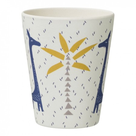 Fresk Giraffe Bamboo Cup