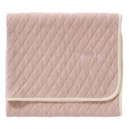 Fresk Rose Nordic Blanket 100cm x 150cm