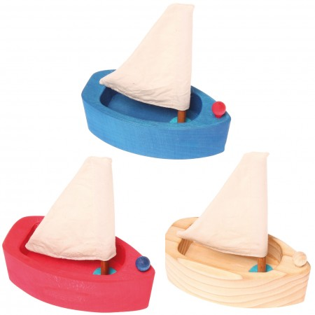 Grimm's Small Sailing Boats