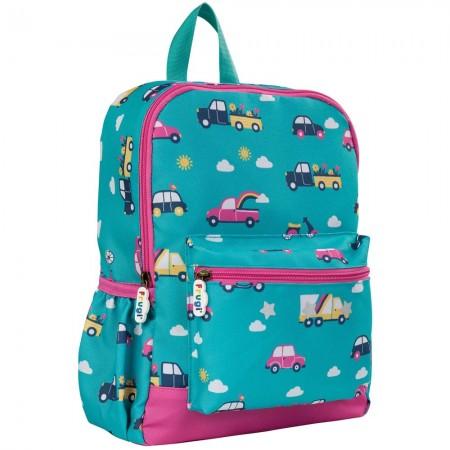 Frugi Rainbow Roads Adventurers Backpack