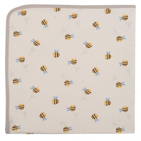 Frugi Buzzy Bee blanket