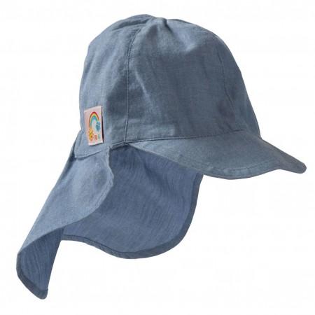 Frugi Chambray Legionnaires Hat