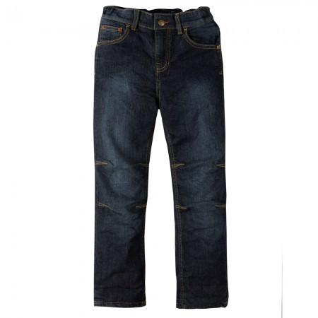 Frugi Dark Wash Lumberjack Lined Jeans