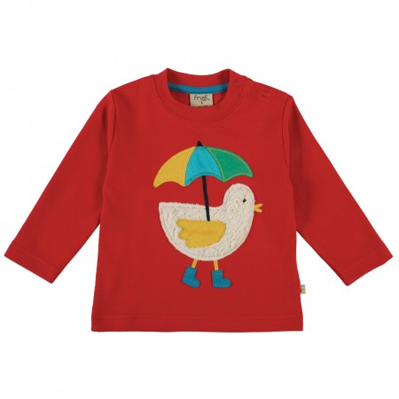 Frugi Duck Discovery Top