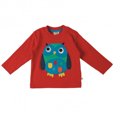 Frugi Owl Discovery Top
