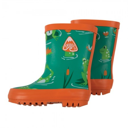 Frugi Frog Pond Puddle Buster Wellies
