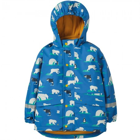 Frugi Polar Play Puddle Buster Coat