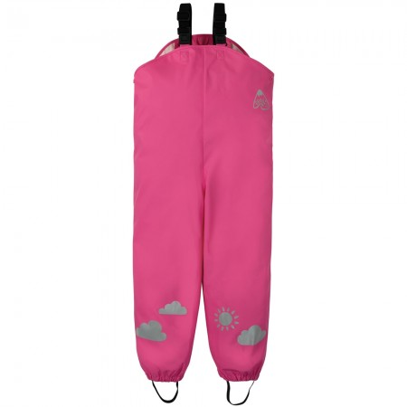 Frugi Flamingo Puddle Buster Trousers