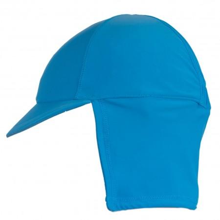 Frugi Swim Legionnaires Hat Blue