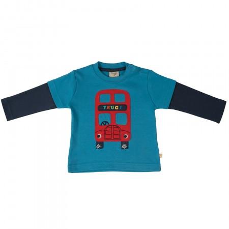 Frugi Bus Little Look Out Top