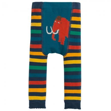 Frugi Mammoth Little Knitted Leggings