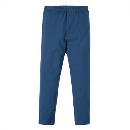 Frugi Blue Libby Leggings