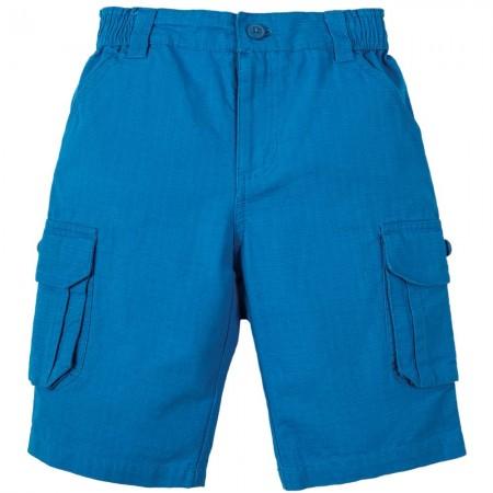 Frugi Sail Blue Ripstop Shorts